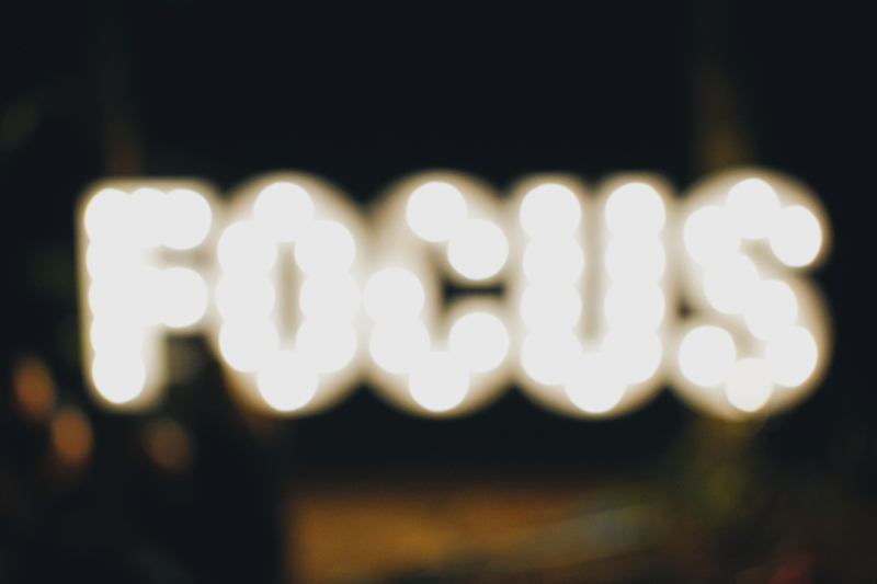 "Graphic of the ""focus"""